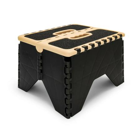 Camco 43638 Non Skid RV Folding Step Stool - -