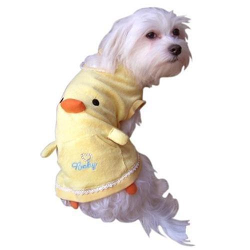 Anit Accessories AP6802-M Ducky Tank Top Pet Costume