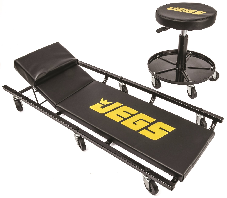 Wen 250 Pound Capacity Rolling Mechanic Seat With Onboard Storage 73011 Walmart Com Walmart Com