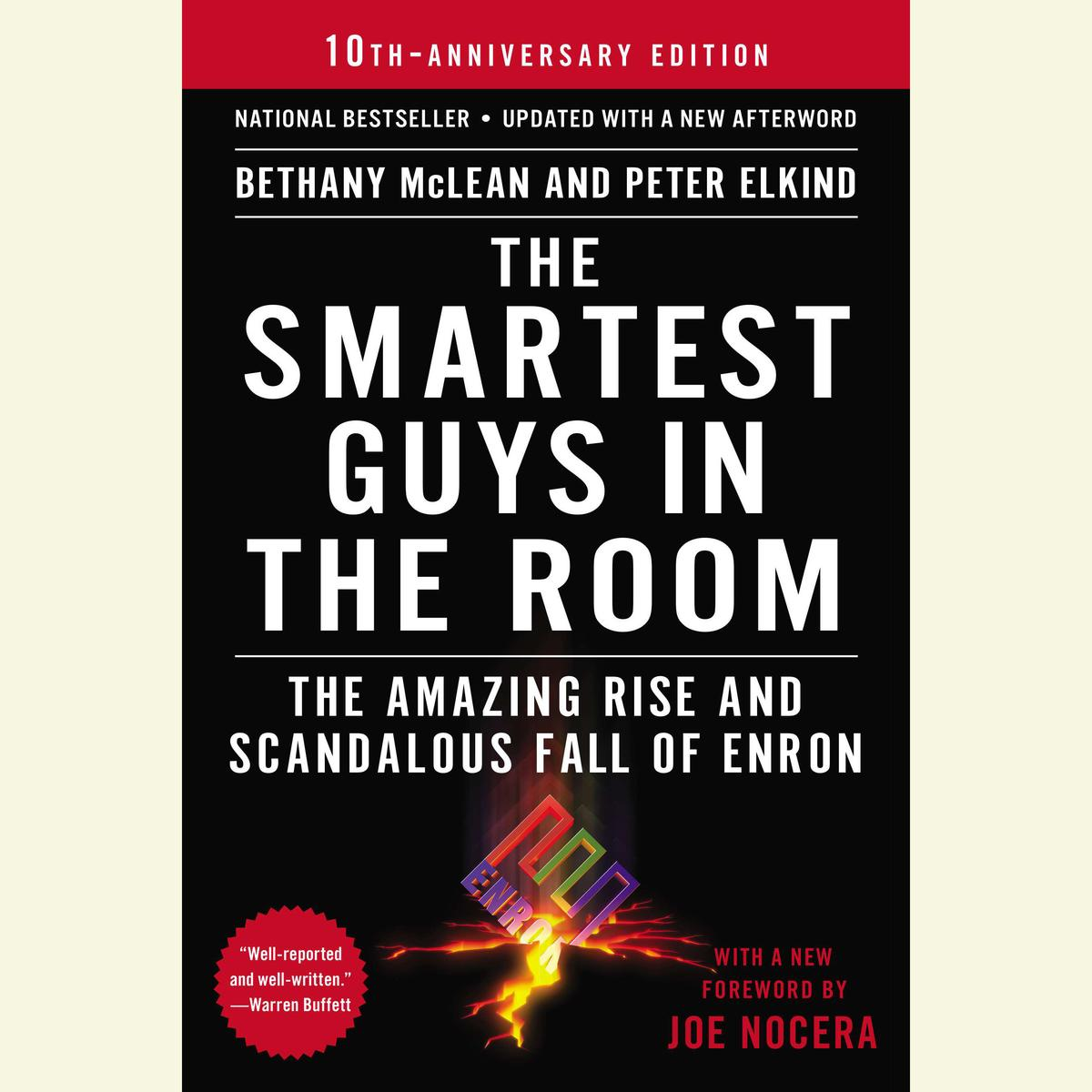 The Smartest Guys in the Room - Audiobook