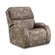 American Furniture Encore Polyester Recliner - Power Recliner - Recliner Only