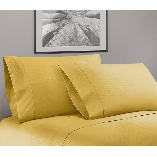 Winston Porter Wynona Super Soft Luxurious Bassano Sheet Set