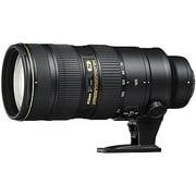 Nikon Nikkor 70-200mm Zoom Lens features VR II Image Stabilization f/2.8G, ED, AF-S (#2185)