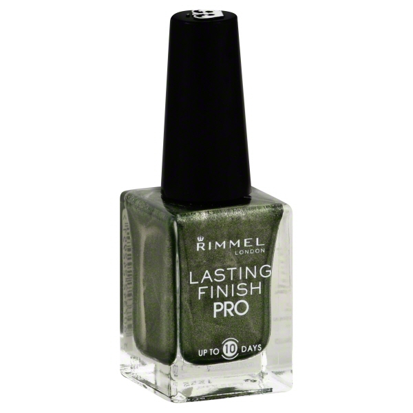 Rimmel London Lasting Finish Pro Nail Color  Rags to Riches 286
