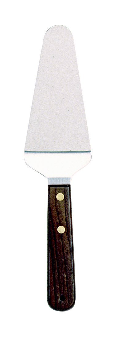 1168 Pie Server Spatula Stainless Steel Wood Handle, Stainless steel server with a wood handle By Norpro by