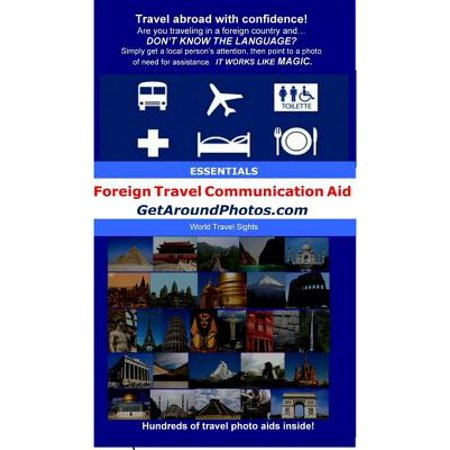 Get Around Photos: Foreign Travel Communication Aid - - Communication Aid