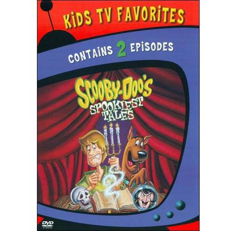 Kids TV Favorites: Scooby-Doo's Spookiest Tales - Childrens Halloween Tv Shows 2017