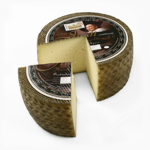 Manchego 2 Pound Club Cut by