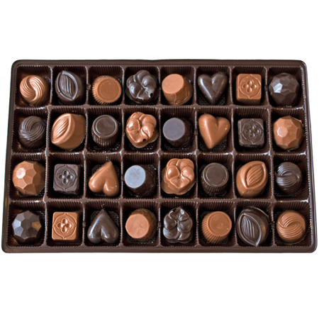 Chocolate Sampler Box (Whitmans Sampler)