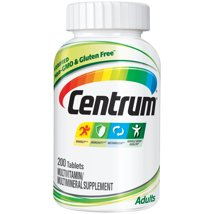 Multivitamins: Centrum Adult