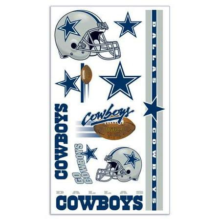 Dallas Cowboys Temporary Tattoos](Cowboy Western Tattoos)