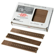 Nelson Wood Shims-WC8/32/15/50 8 In. Wood Composite Shims