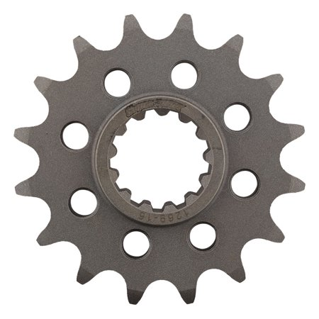 Supersprox CST-1269-16-2 Front Sprocket For Honda CRF 450 R 02 03 04 05 06 07 08 09 10 11 12 13 14 15 16 17, VTR 1000 F 97 98 99 00 01 02 03 04 05, 100 YFM 18, YN 100 Neos (Remington R 15 Vtr Predator For Sale)