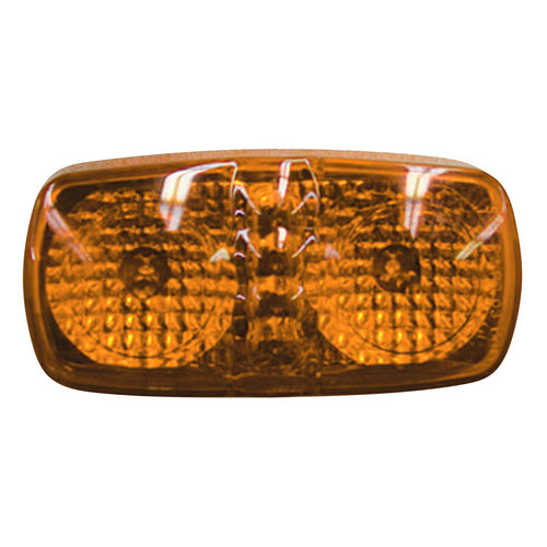 Blazer International Faceted Marker Light, Amber