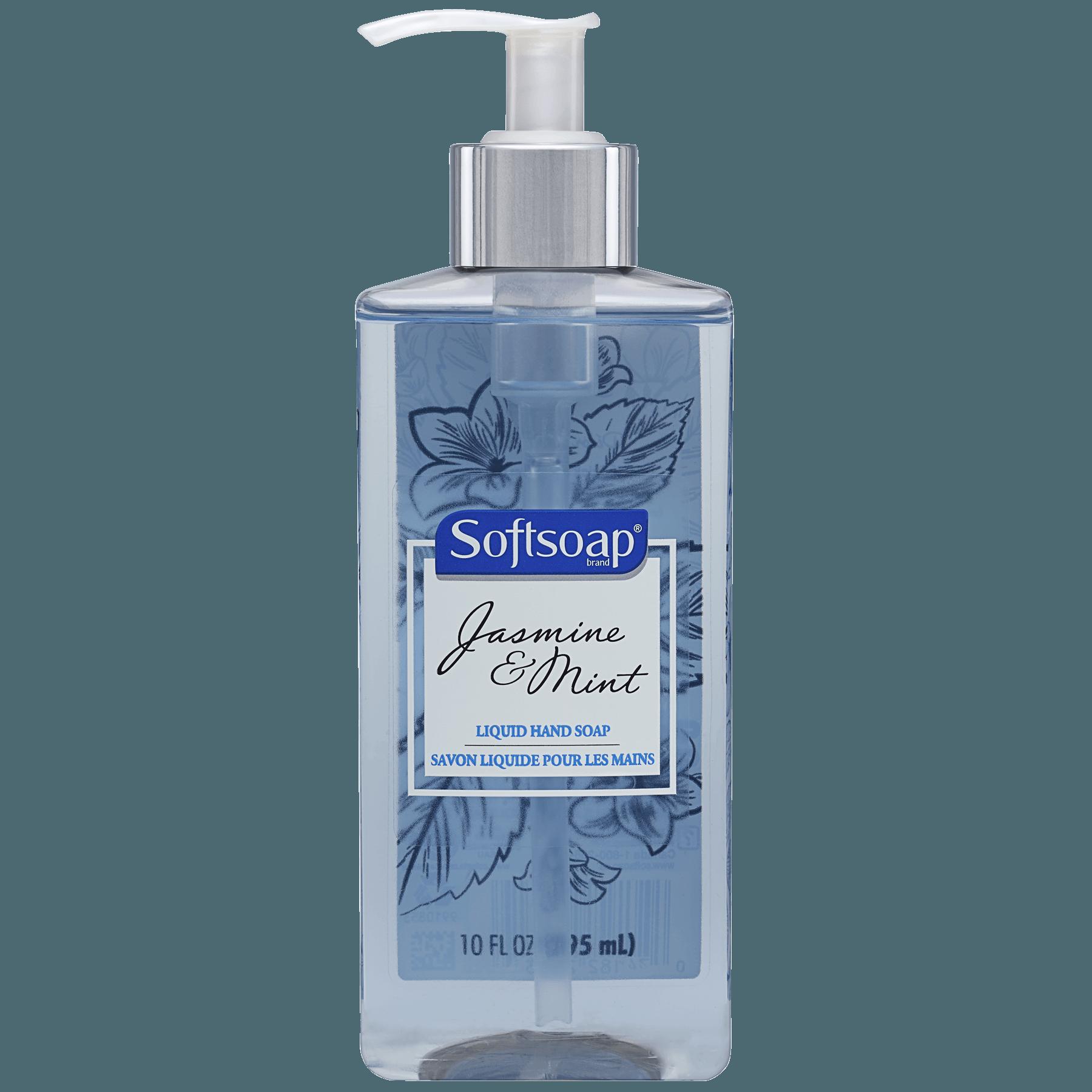 Softsoap Essentials Liquid Hand Soap, Orchid Petals, 10 Oz
