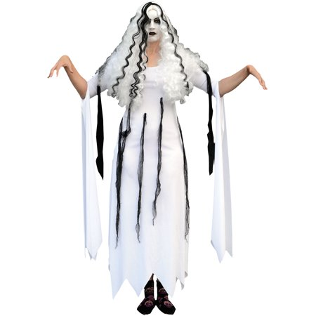 Halloween Rob Zombie 1 (Rob Zombie Men's  Living Dead Girl Dress And Wig Costume)