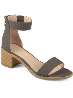 7b284afb0b Product Image Womens Zipper Tassel Ankle Strap Sandals