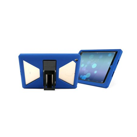 Max Cases AP-SXS-IP5-9-BLU Shield Xtreme-S Case for 5th Gen iPad,