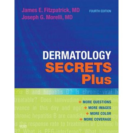 Dermatology Secrets Plus E-Book - eBook