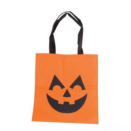 Giant Jack O Lantern Halloween Tote Bag - 1 per pack](Halloween Torte Kuchen)