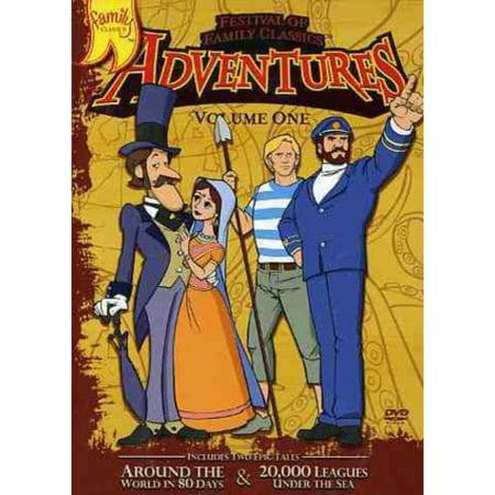 Festival Of Family Classics: Adventures - Vol. 1 (Full Frame) - Modern Family Full Episodes Halloween