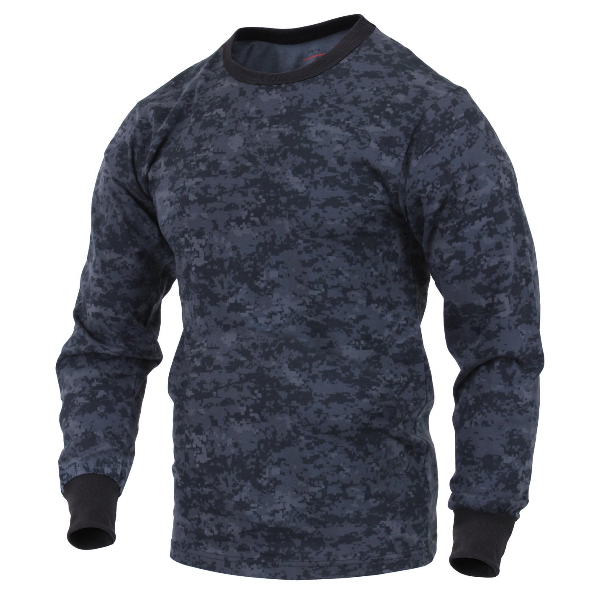 2548b14446dd Rothco Long Sleeve Digital Camo T-Shirts - Midnight Digital Camo, 3X-Large  | Walmart Canada