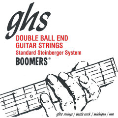 GHS DB-GBL Double Ball End Boomers Light, 10-46 by