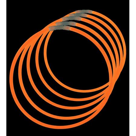 Orange Glow Sticks (Lumistick 20