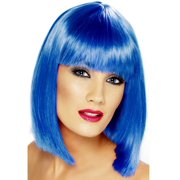 Wig: Neon Blue Glam