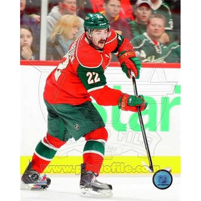 Photofile PFSAAOI17801 Cal Clutterbuck 2011-12 Action Sports Photo - 8 x 10