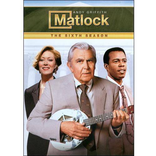 Matlock: The Sixth Season (Full Frame)
