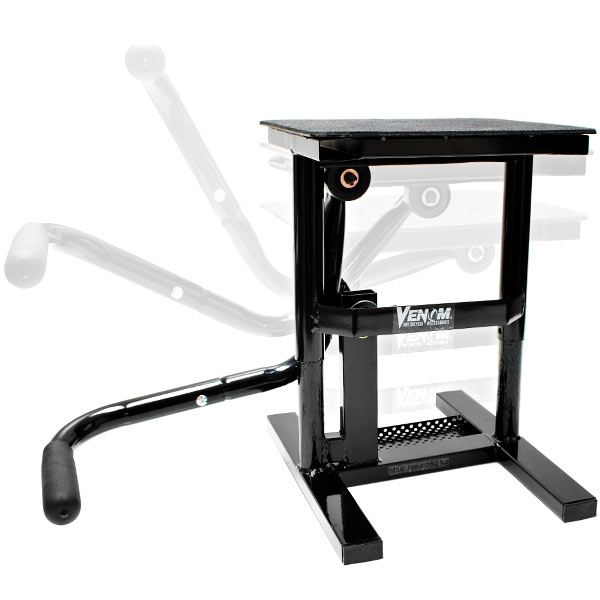 Venom Motocross Racing Dirt Bike Motorcycle Lift Stand Fo...