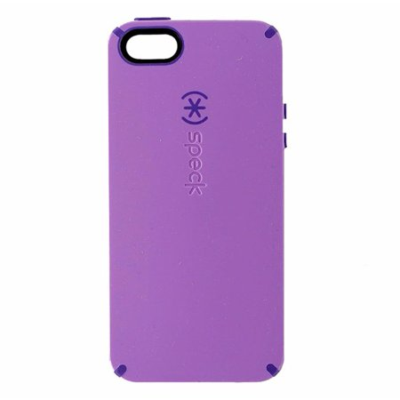 quality design 1a378 a8ae5 Speck CandyShell Case for Apple iPhone 5/5s/SE - Dark and Light Purple