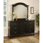 Addison Black Dresser