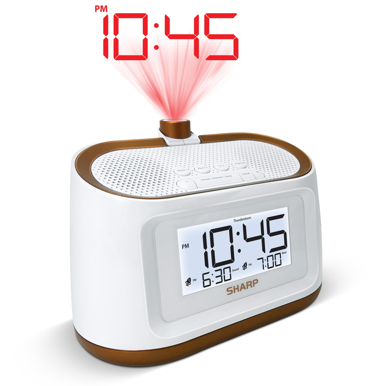 Sharp Projection Alarm, 1 Each