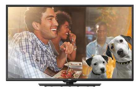 RCA Prosumer Television,40in.,LED J40BE928 by RCA