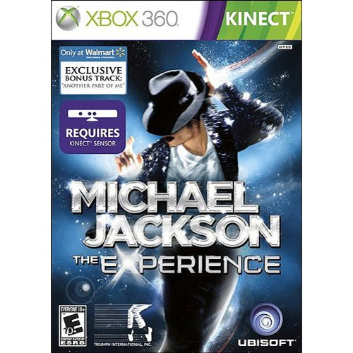 Michael Jackson: The Experience w/ Walmart Exclusive Track  (Xbox 360)