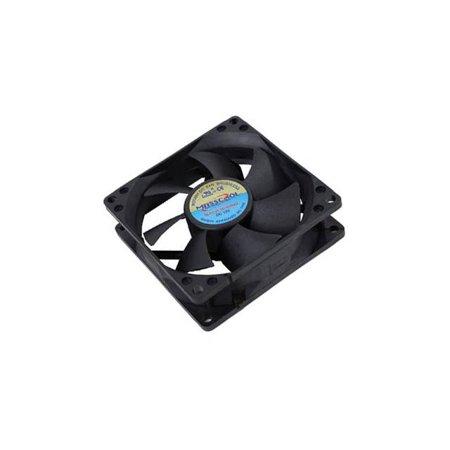 Masscool Fd08025s1m3-4 80mm 3&4pin Sleeve Case Fan ()