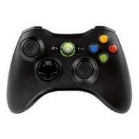 Original Microsoft Xbox 360 Wireless Controller [Black]
