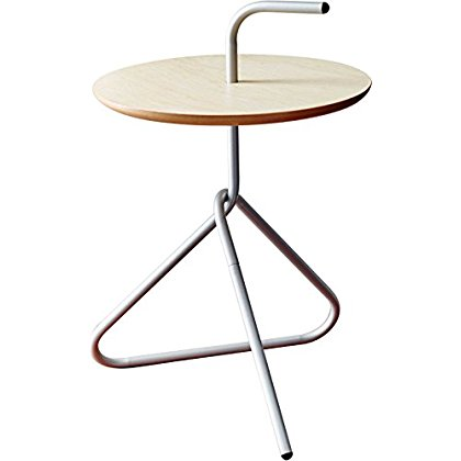 Adesso WK2870-22 Elroy Accent Table, Steel by