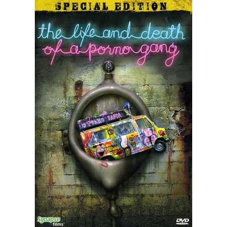 The Life and Death of a Porno Gang (DVD)
