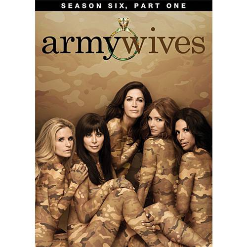 ARMY WIVES-6TH SEASON PART 1 (DVD/3 DISC/WS/ENG-FR-SP SUB)