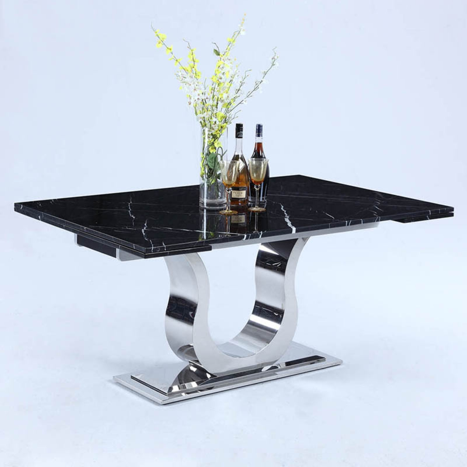 Chintaly Nadia Extension Dining Table