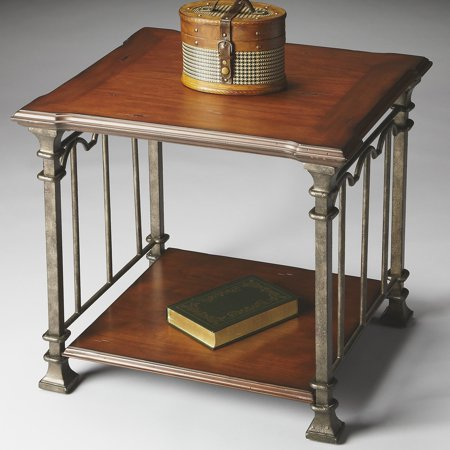 Butler End Table - Metalworks