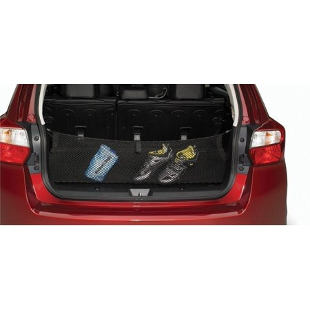 Envelope style trunk cargo net rear for Subaru Impreza 2012 - 2016 Crosstrek 2013 - - Impreza Halloween 2017
