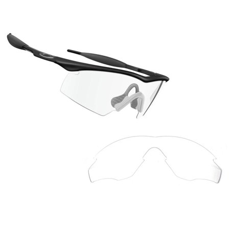 0e35024672 Best SEEK Non-Polarized Replacement Lenses for Oakley M2 FRAME Asian Fit  Clear - Walmart.com