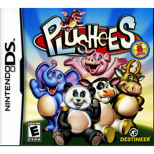 Plushees (DS)