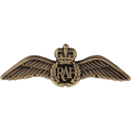 WWII Canadian Royal Air Force Pin 1 1/2