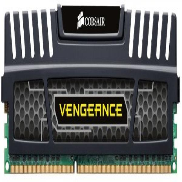 Corsair Vengeance 4GB (1x4GB) DDR3 1600 MHz (PC3 12800) Desktop Memory