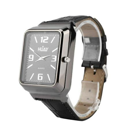 Ashata 2-in-1 Men Fashion Quartz Wrist Watch & USB Rechargeable Flameless Cigarette Lighter Male Gift, Man Watch Light, Lighter Watch USB